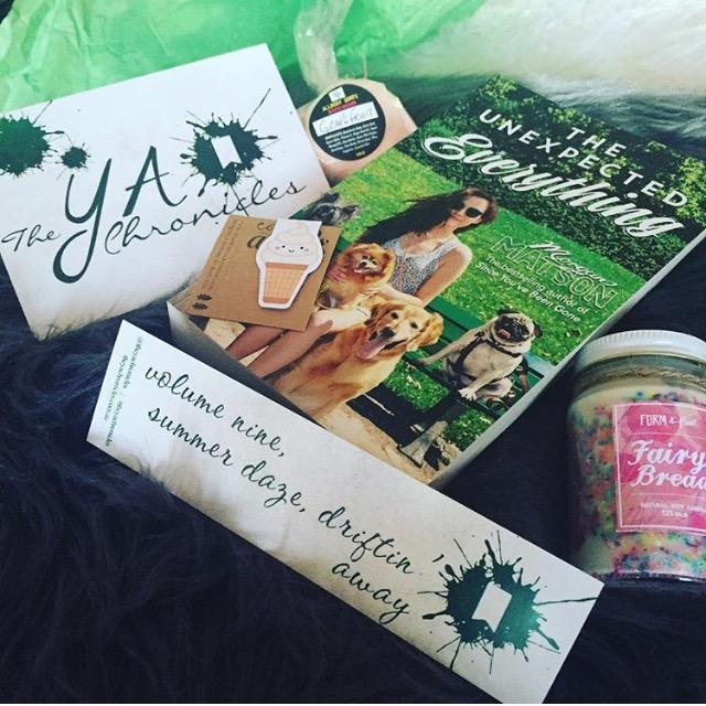 June - YA Chronicles Unboxing
